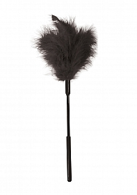 Feather Ticklers - 7 Inch - Black