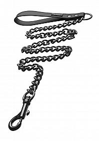 Gun Metal Leash