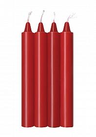 Make Me Melt Sensual Candles - Red
