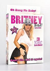 Britney Bitch Love Doll - Flesh