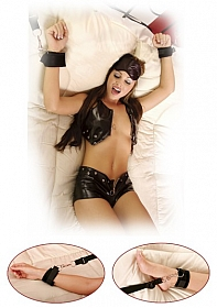 Bed Bindings Restaint Kit