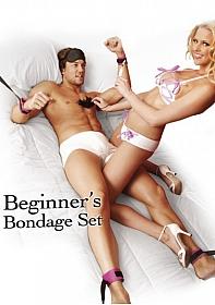 Beginners Bondage Set - Purple