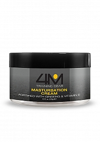 4M Endurance Masturbation Cream w/Ginseng - 4.5 fl.oz