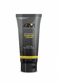 4M Endurance Pumping Cream, Silicone - 6 fl.oz