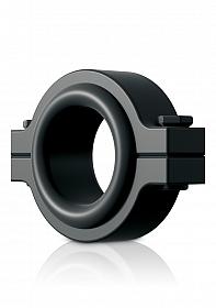 Pipe-Clamp C-Ring - Black