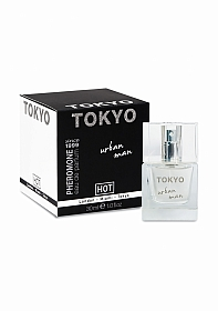 HOT Pheromone Perfume man - TOKYO urban - 30 ml