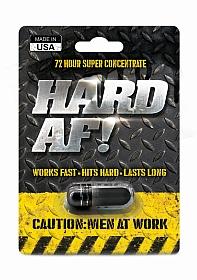 Hard AF Pill Single