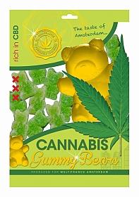 Cannabis Gummy Bears - 100 g