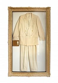 Hugh Hefner - Double - Breasted Suit