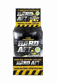 Hard AF Gummy - Display 20 pieces