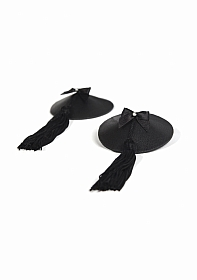 Burlesque Pasties - Classic - Black
