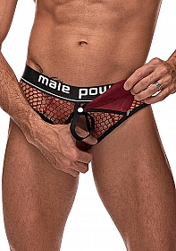 """""""Cock Pit"""" Cock Ring Thong"""